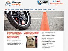 2 Wheel Safety website