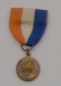 DAR Essay Contest Medal