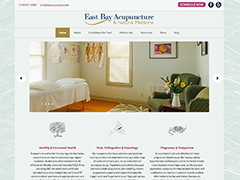 East Bay Acupuncture website