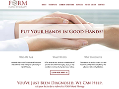 FORM Hand Therapy