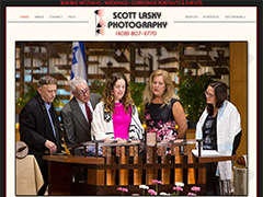 Scott Lasky Photography website