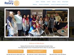 Niles Rotary website